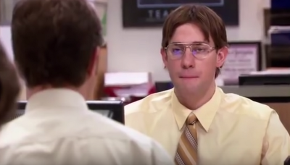 5 Reasons You Keep Binging 'The Office' Instead Of Watching Something New