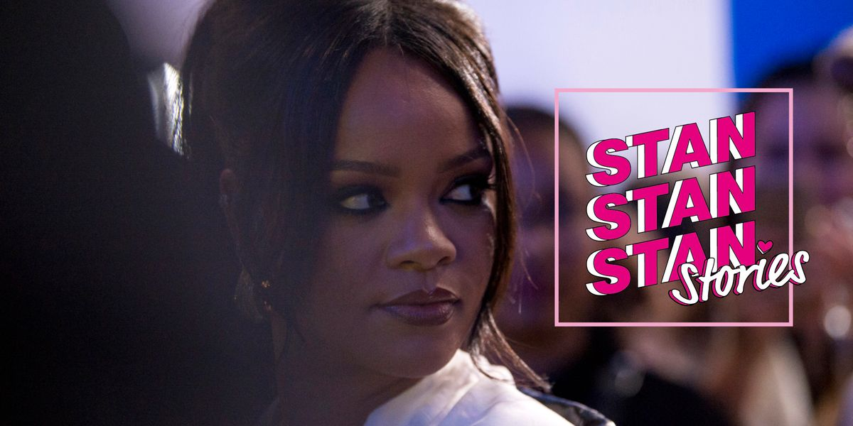 Stan Stories: Meet the Commander of Rihanna's Navy