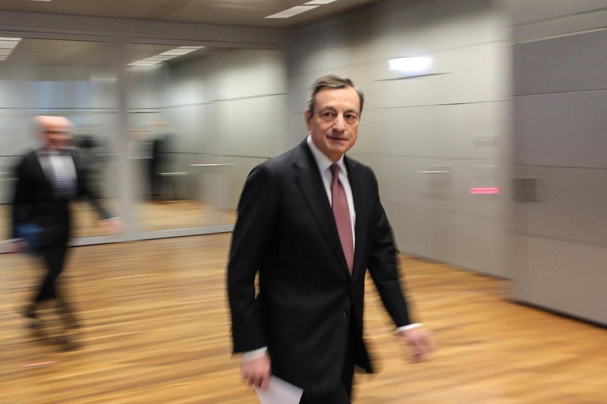 A Draghi saltano i minibot al naso