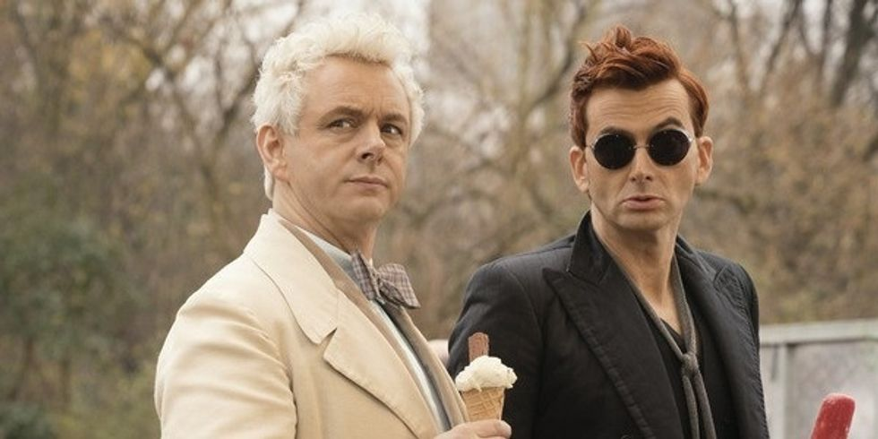 12 Reasons 'Good Omens' Is The Perfect Repeat Binge