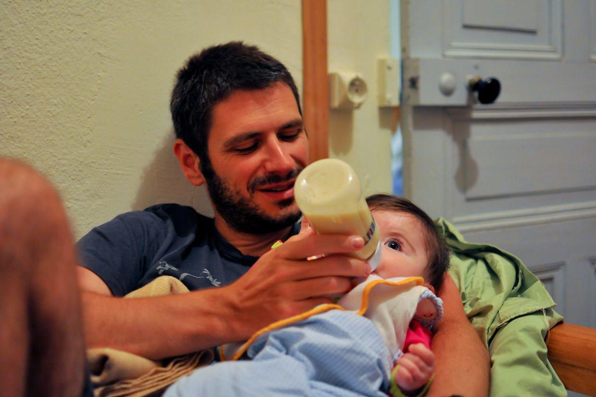 Sweden's parental leave laws have revolutionized the lives of moms.
