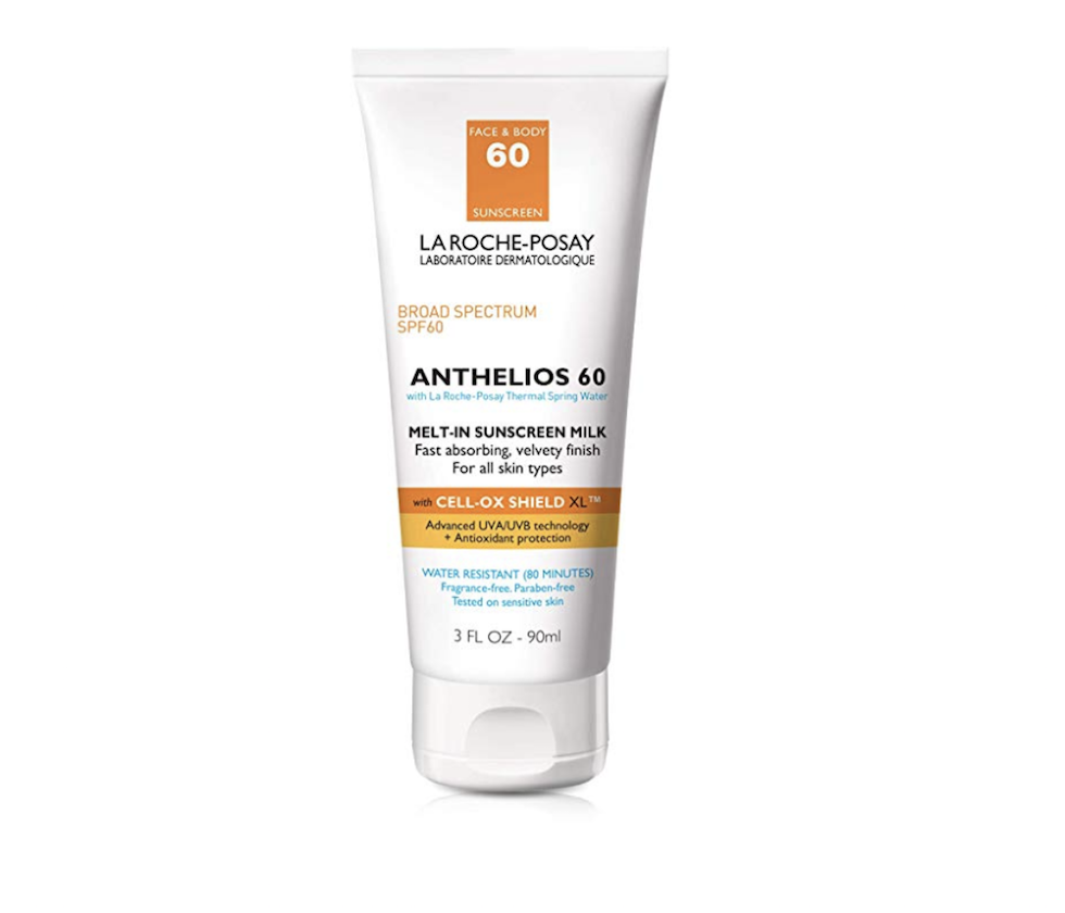 lar roche-posay sunscreen milk