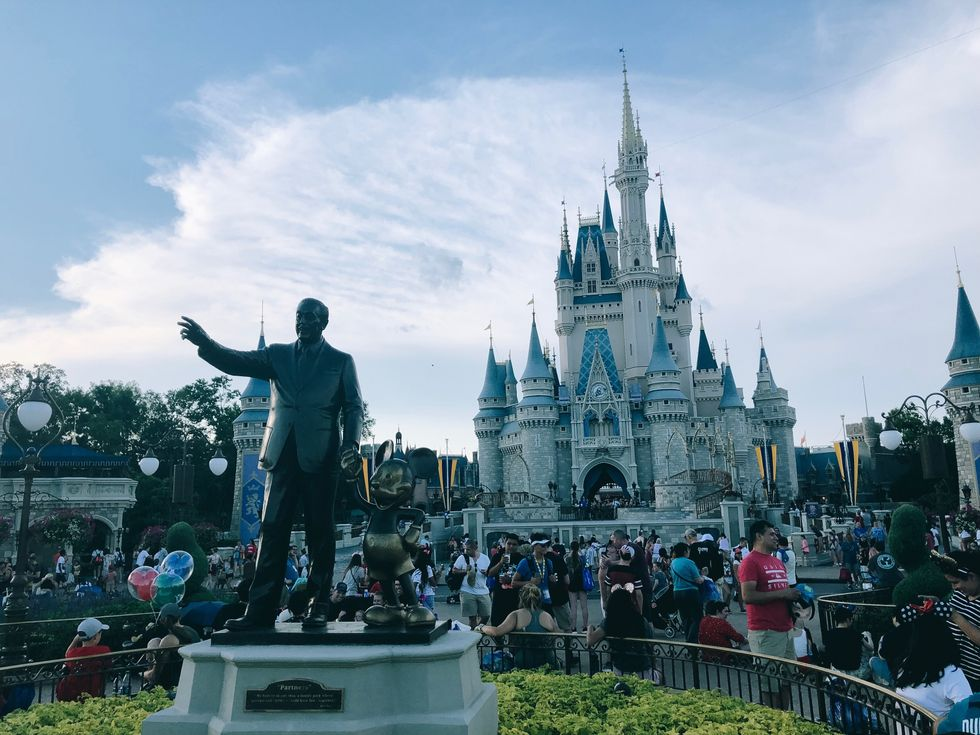 Kudos To Disney World For Practicing Environmental Sustainability On A Large Scale