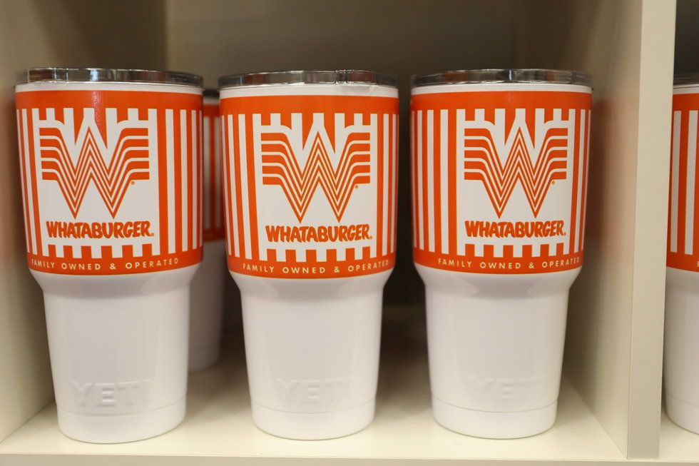 06f8babf671 You can buy Whataburger running shoes now - It's a Southern Thing