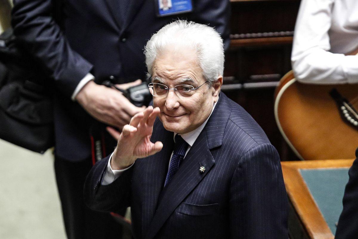 Conte arruolato nel partito di Mattarella