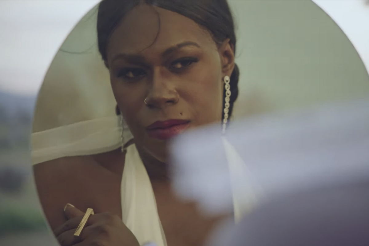 Shea Diamond's 'Don't Shoot' Pleads for Peace In a Violent World