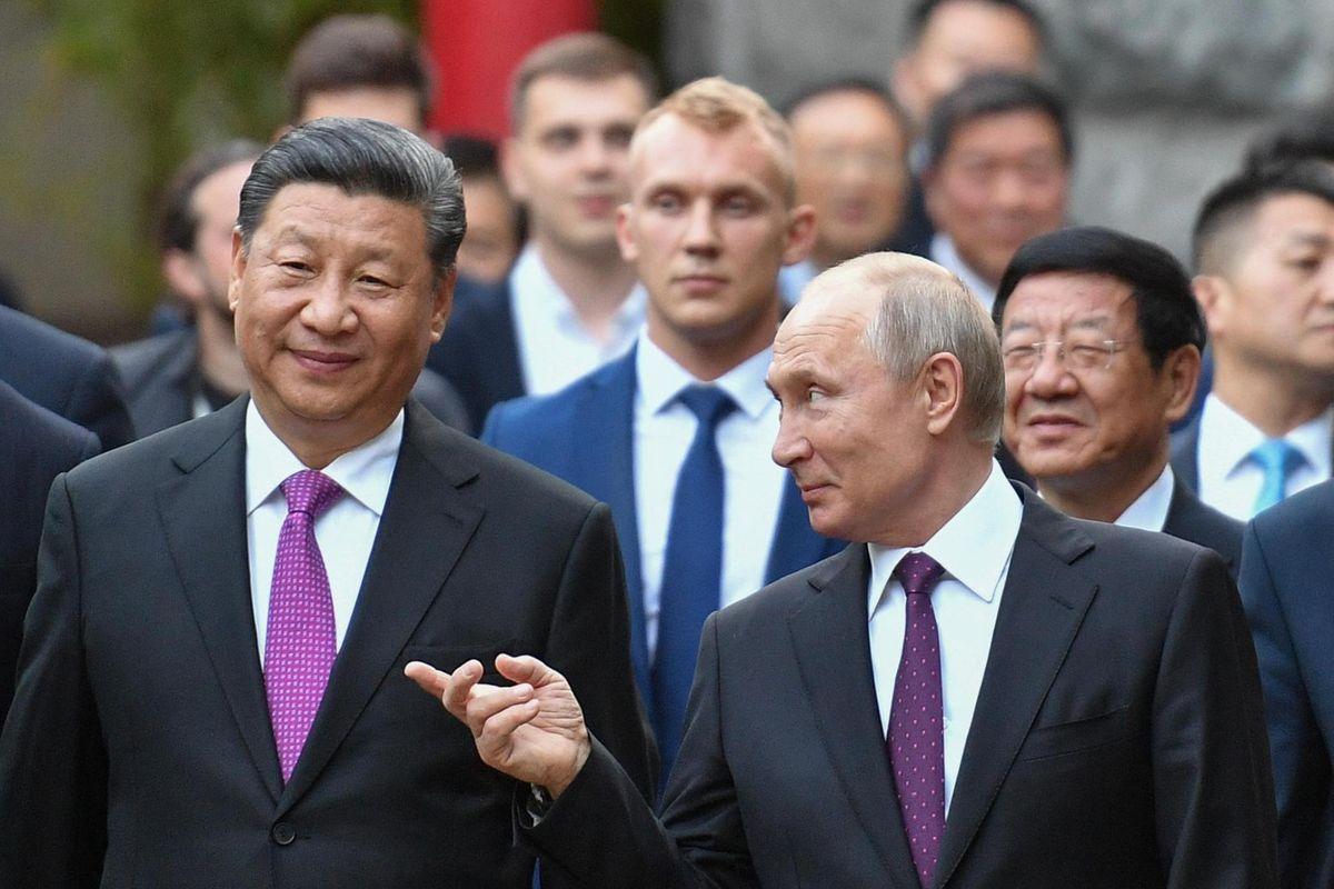 Al mega vertice di Mosca unica assente l'Ue