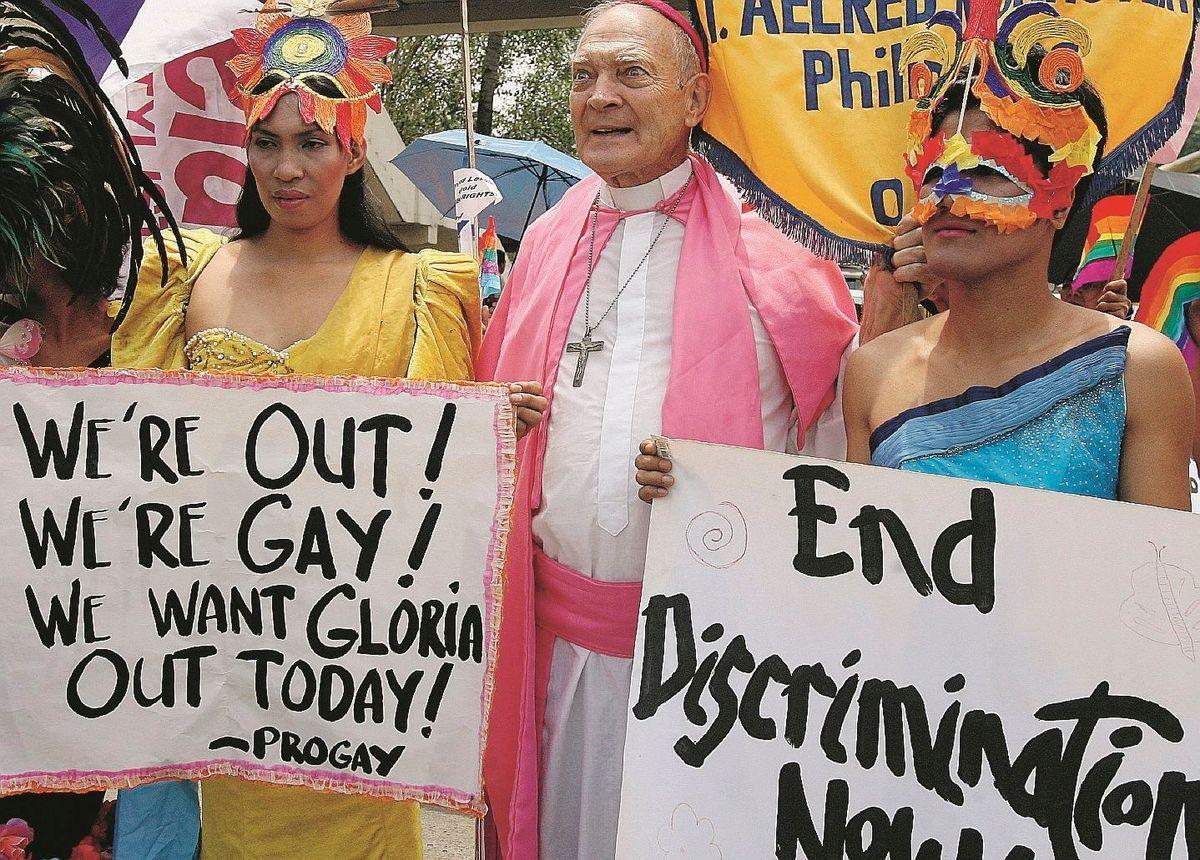 I gay pride si sono infiltrati nella Chiesa
