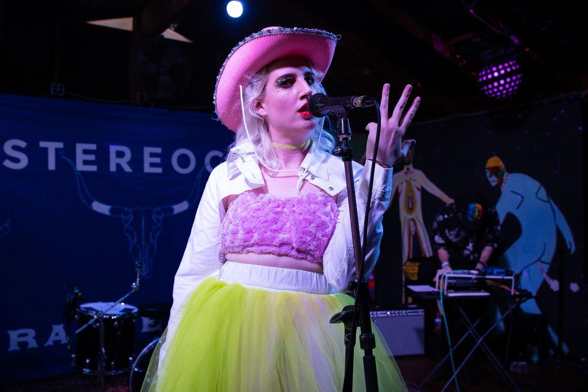 Sir Babygirl Covered Kesha's 'Praying' for Pride