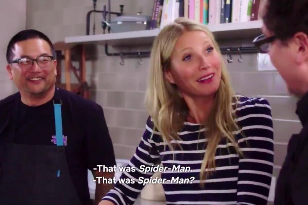 Gwyneth Paltrow had no idea she was in Spiderman: Homecoming.