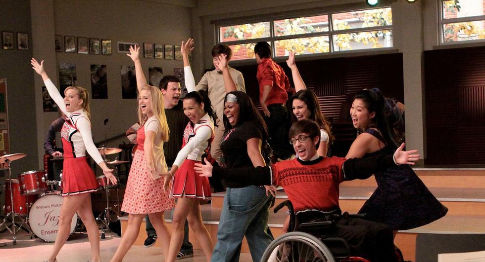 My Top 6 Glee Covers