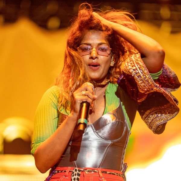 The British Empire Honors M.I.A.