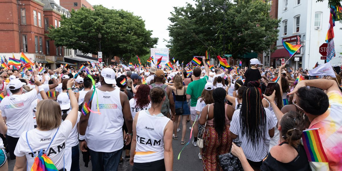 DC Pride Parade Suspended After Shooting Scare