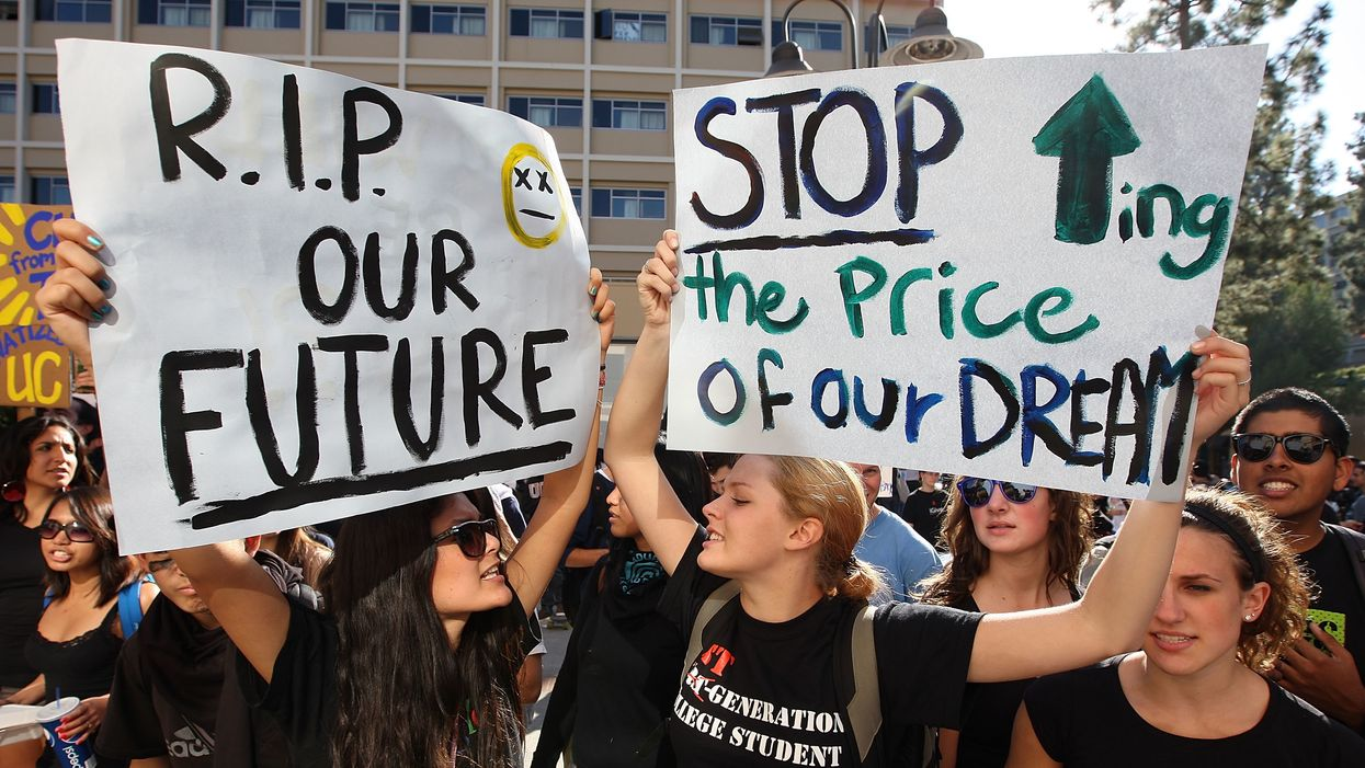 Predatory loans and the schools that get poor students to take them