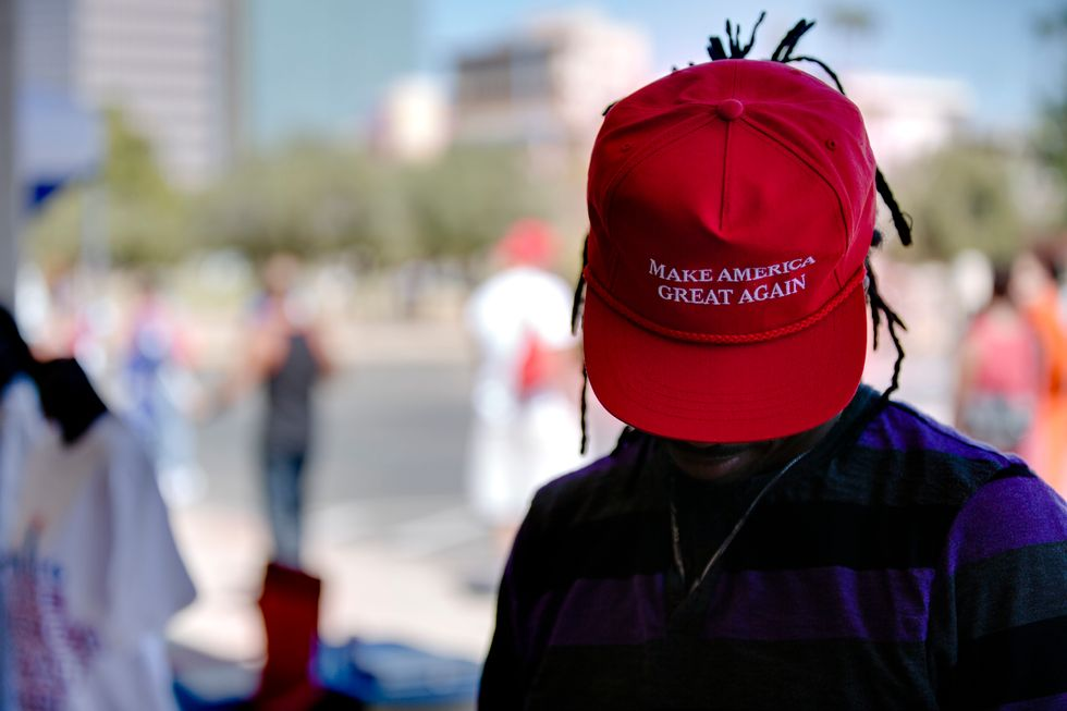 Not All Trump Supporters Are 'Angry, White Men,' No Matter How Much The Media Tells You That