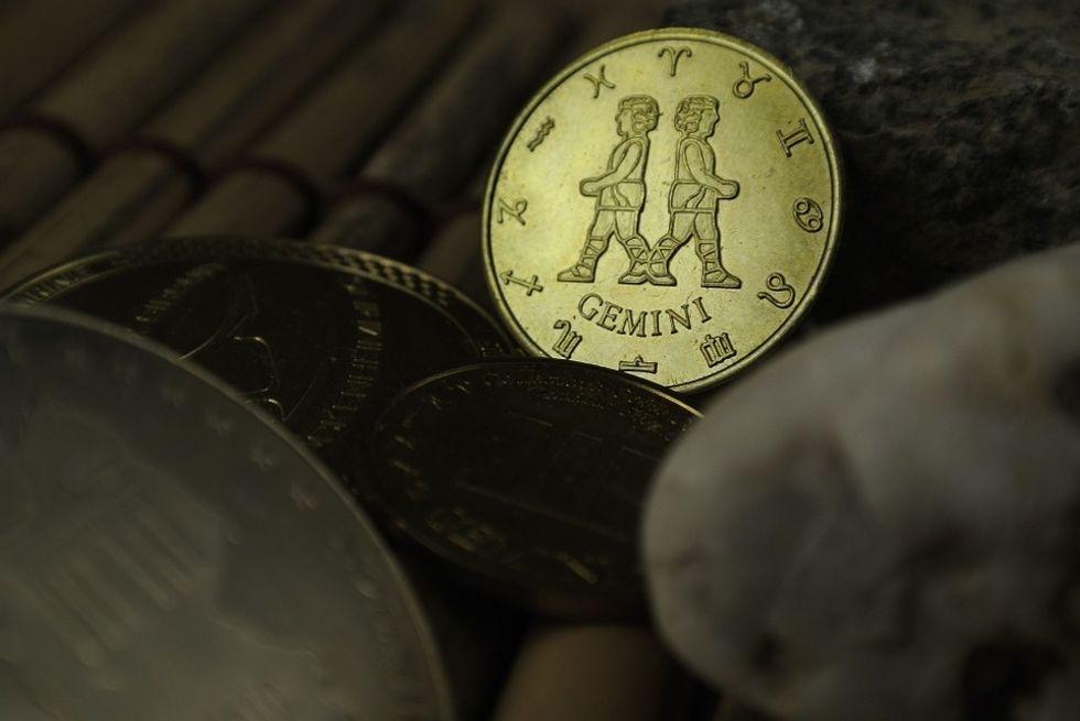 a gemini coin