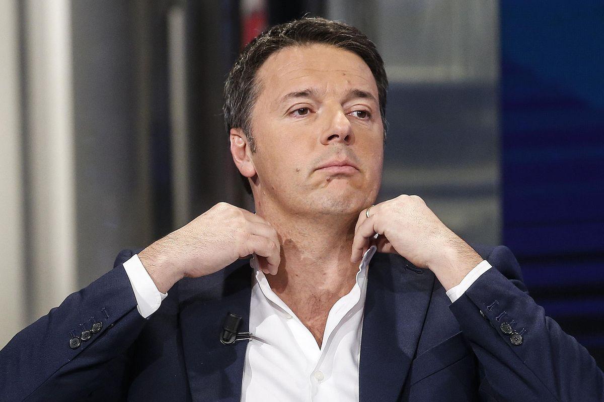 Renzi fa lo struzzo sul suk del Csm. «Ipocrisia per attaccare me e Lotti»