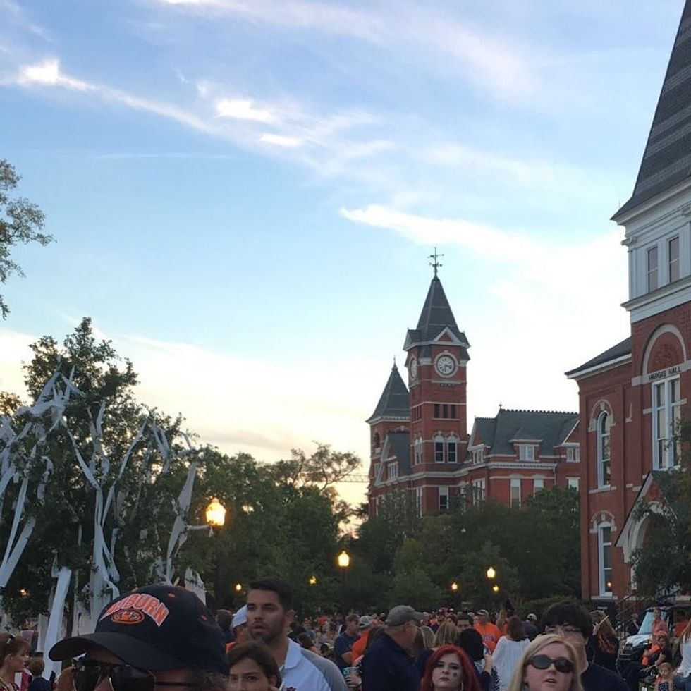 10 Things To Do Outside Of Class At Auburn University
