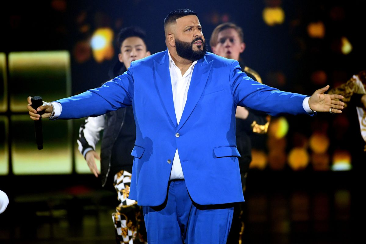 DJ Khaled Is Suing Billboard Because His Album Didn't Go No. 1