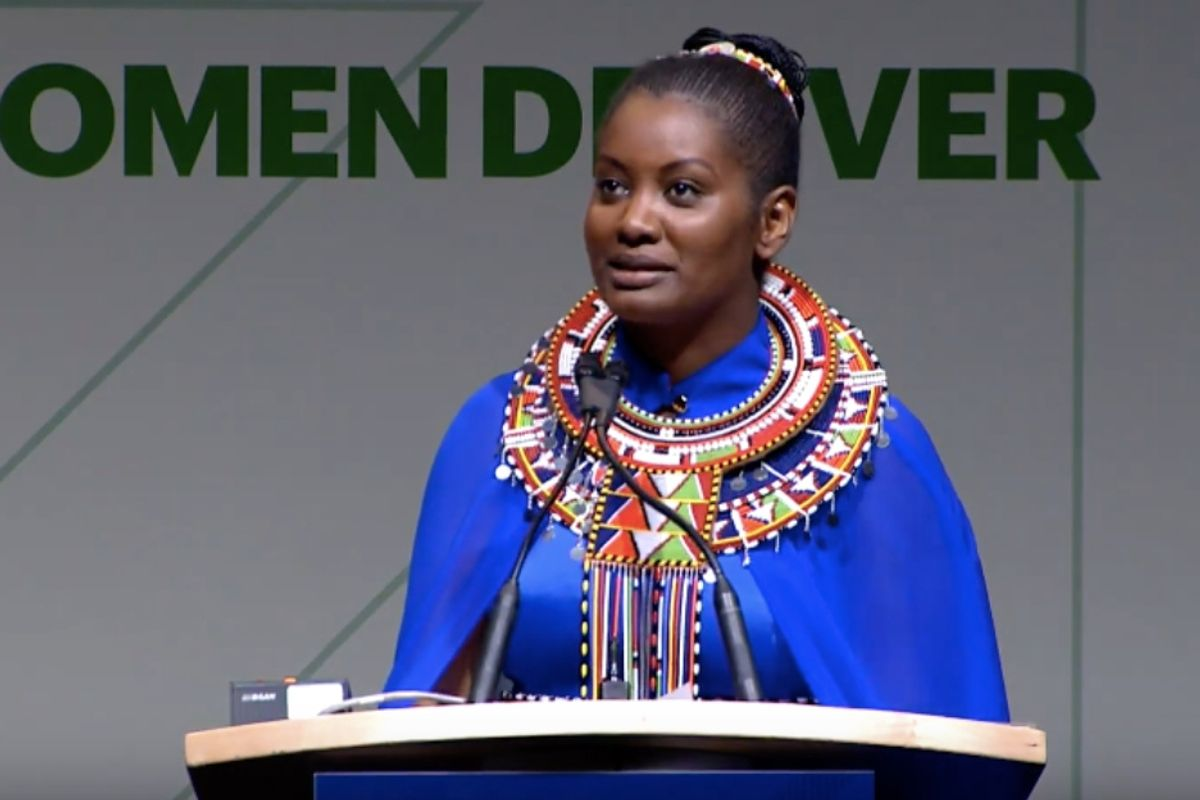 This Maasai woman is transforming genital cutting rituals into ceremonies celebrating girls' dreams.