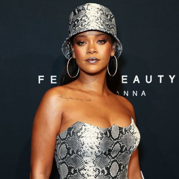 Fenty Campaign Shows That Facial Scars Are Beautiful
