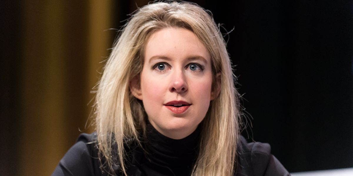 Theranos' Elizabeth Holmes May Have Gotten Secretly Married
