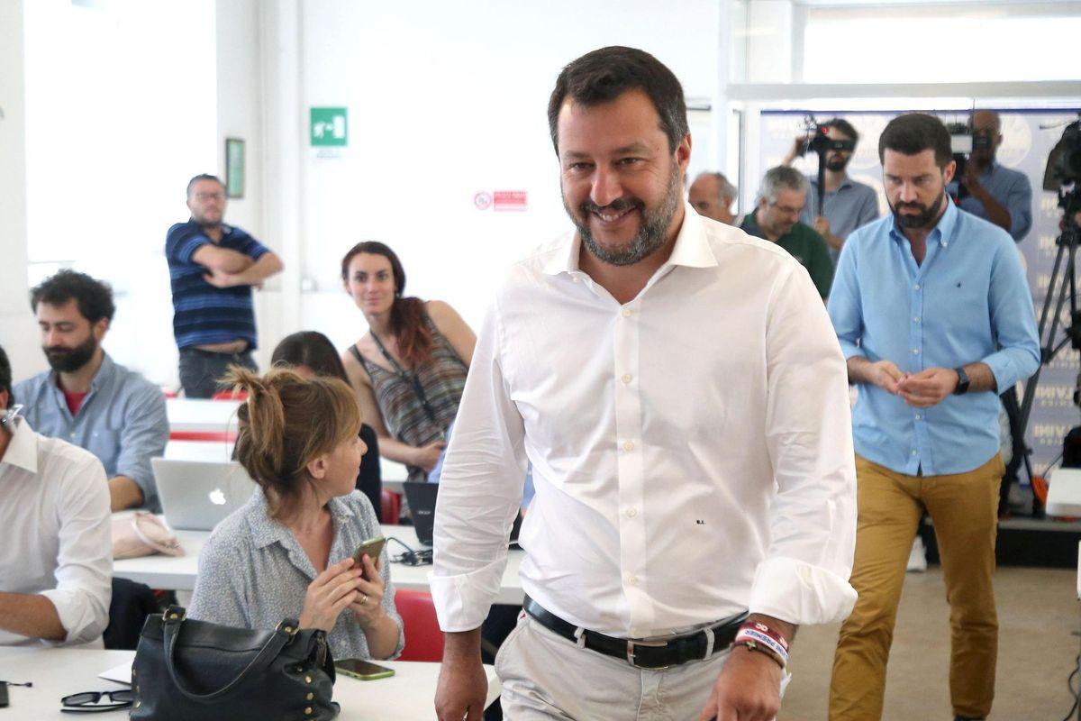 Matteo Salvini: «In due anni rilanciamo economia e giustizia»