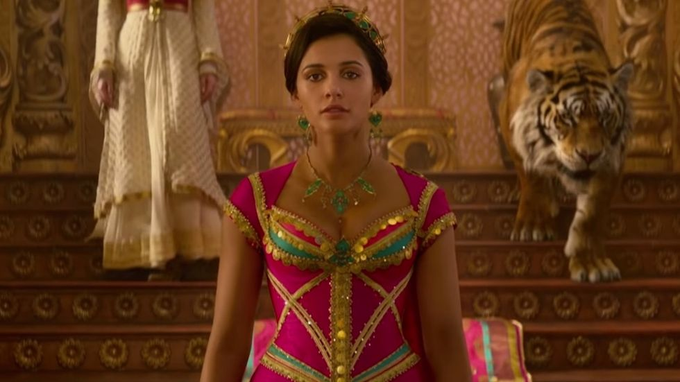 Disney's Live-Action 'Aladdin' Is Changing The Narrative Of The Helpless Princess