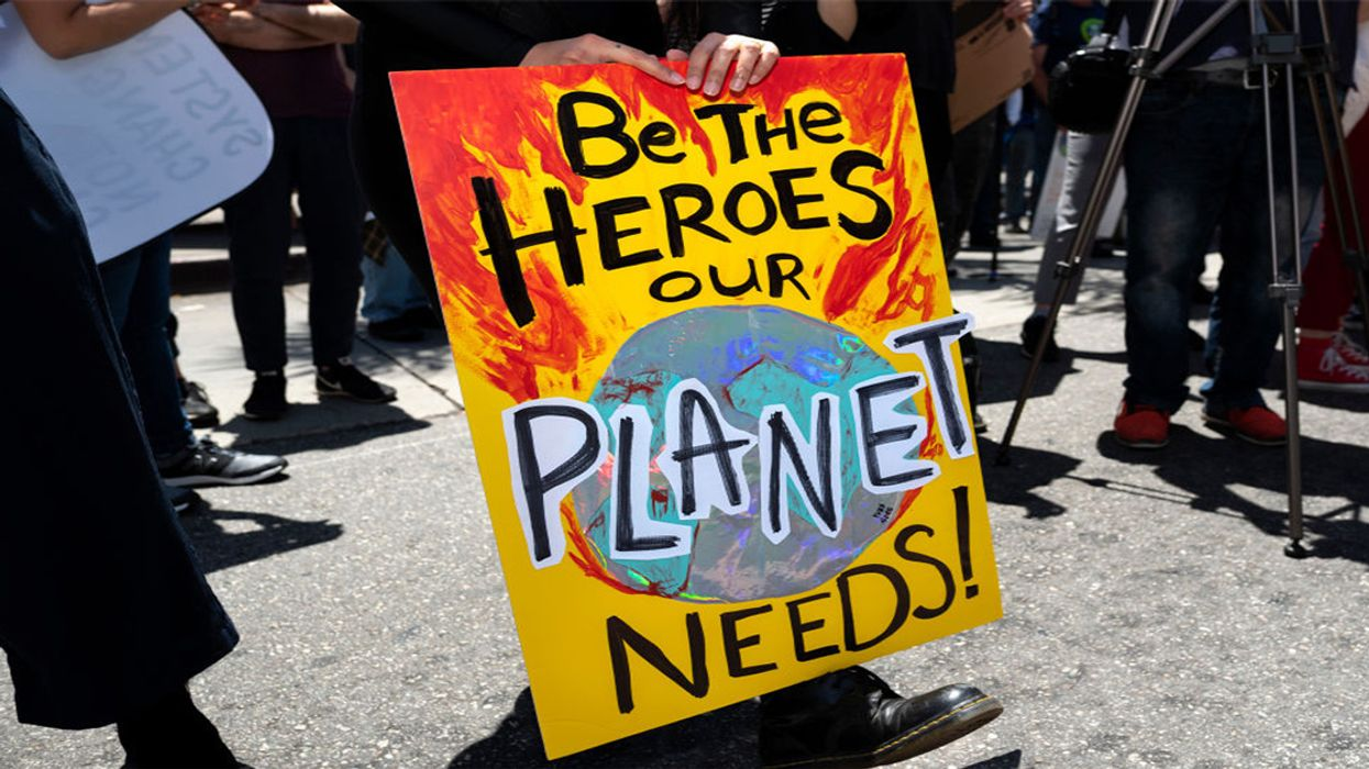 Climate Change Is So Much More Than a 'Single Issue'