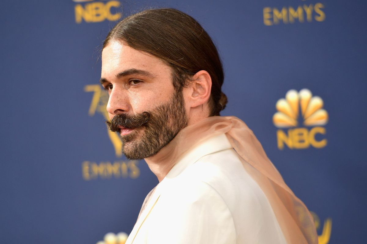 Jonathan Van Ness Comes Out as Nonbinary