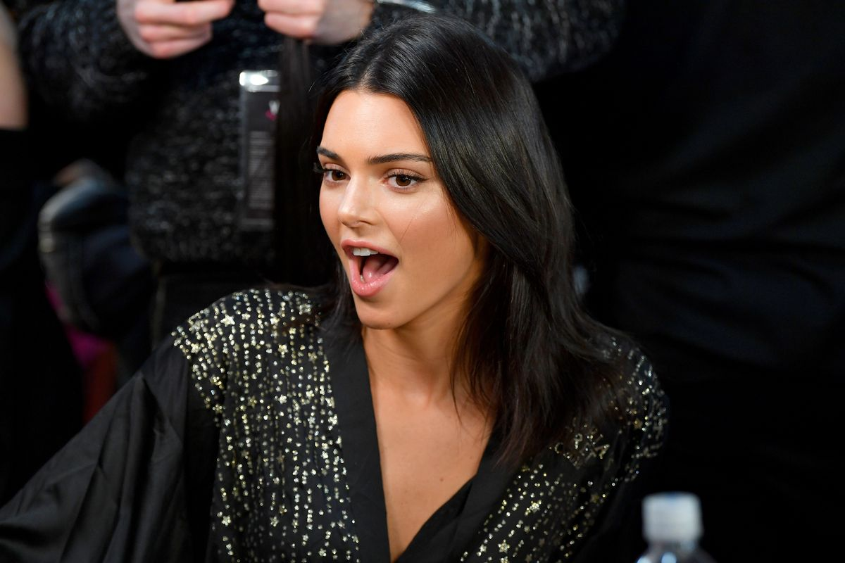Kendall Jenner Has Never Had A Hershey's Kiss