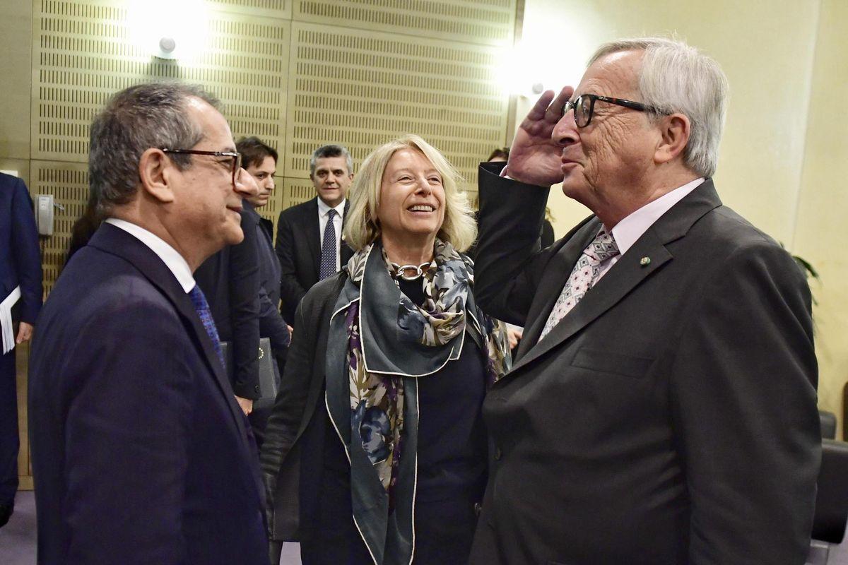 L'Ue ci vuole tenere in ostaggio per anni