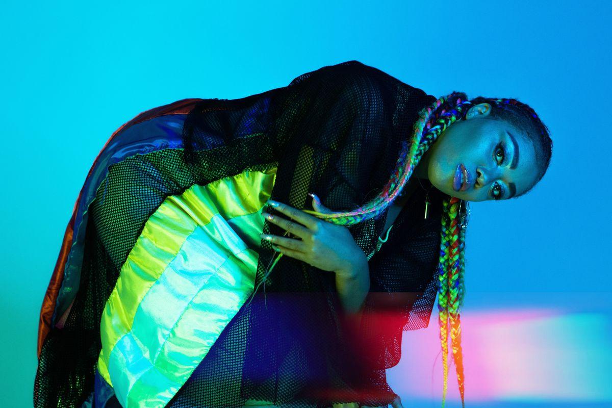 Suzi Analogue Is Hacking the Hip-Hop Mainframe