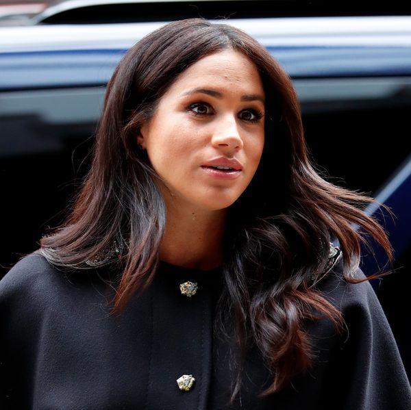 Meghan Markle Will Guest Edit British 'Vogue'