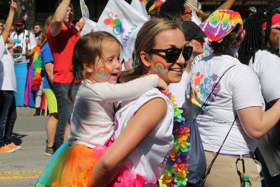 Everyone Should Be Welcome At Pride, But There Are Some Things To Consider Before Coming
