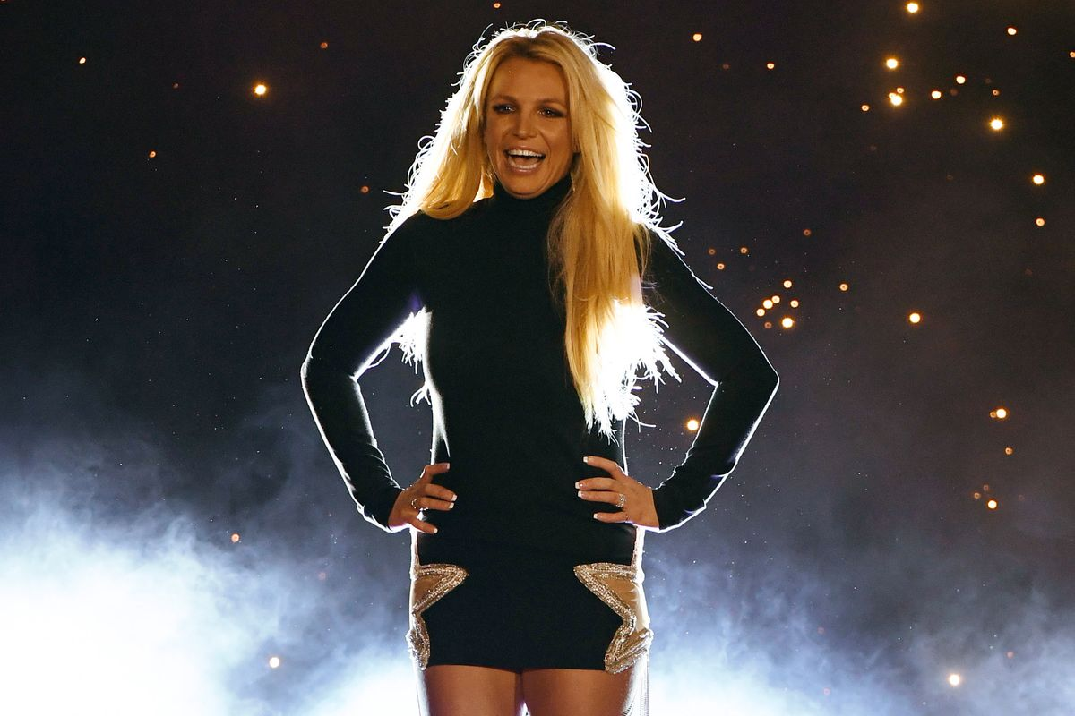 Britney Spears' Body Is Her Own