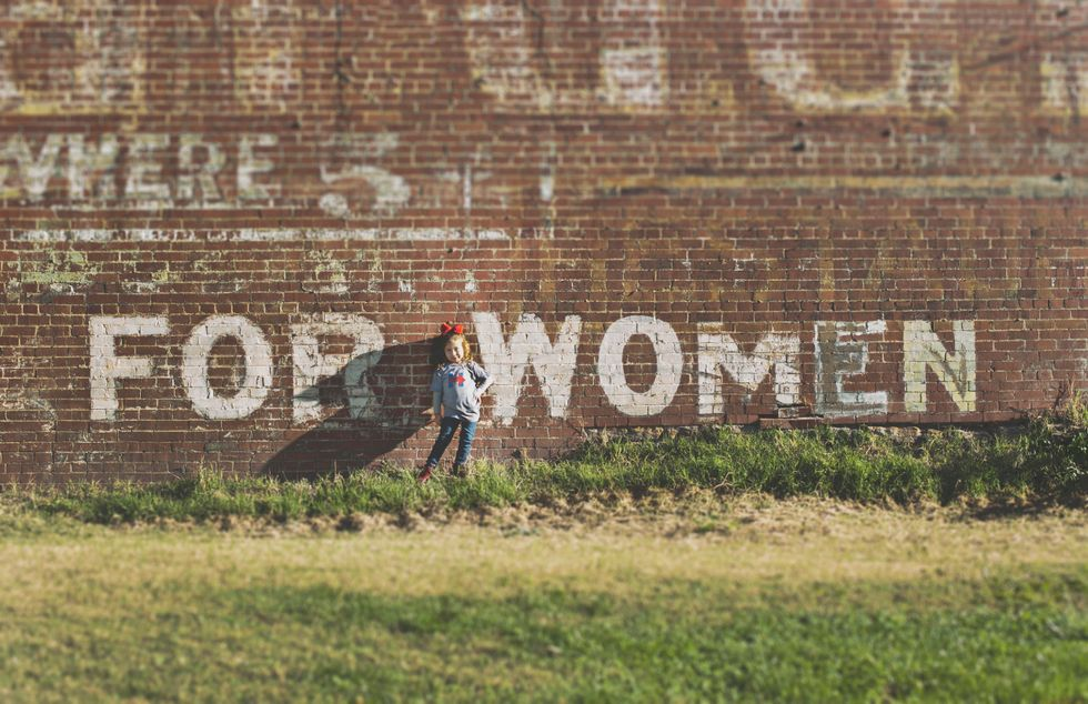 On Internalized Misogyny And How To Recognize It
