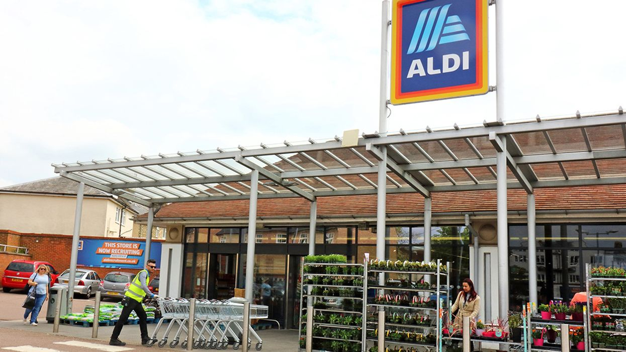 Aldi Plastic Fruit and Veggie Bags to Cost a 'Symbolic' Cent