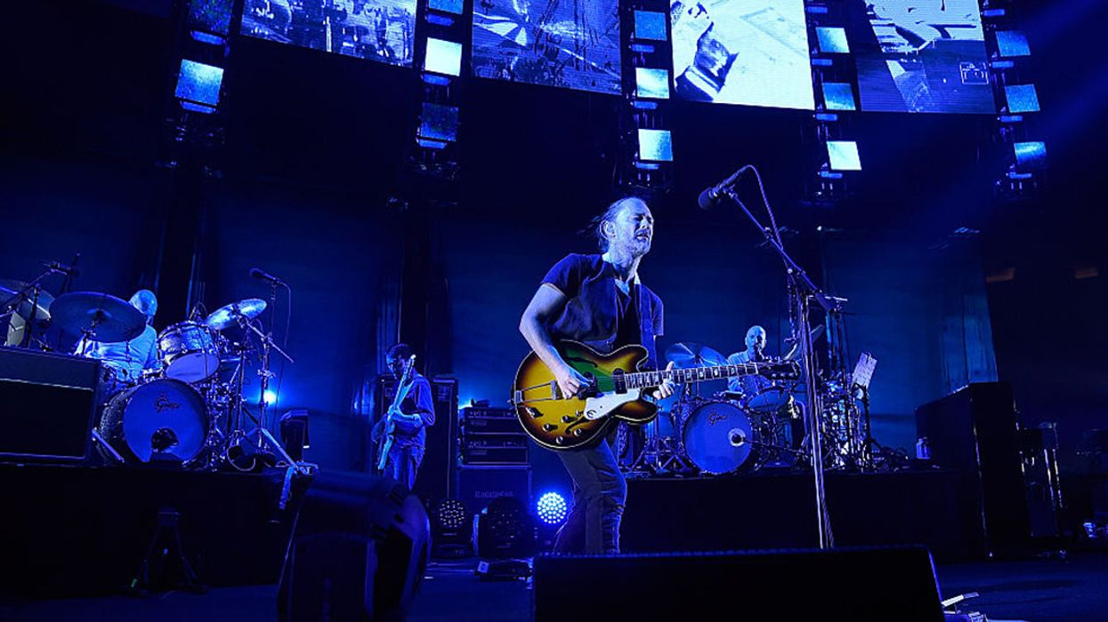 Radiohead Makes Stolen Tracks Available to Help 'Extinction Rebellion'