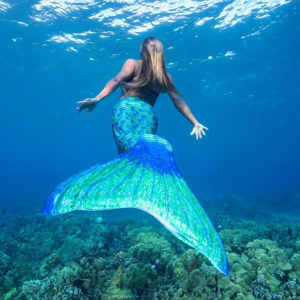 Please Stop Buying Your Children Mermaid Tails