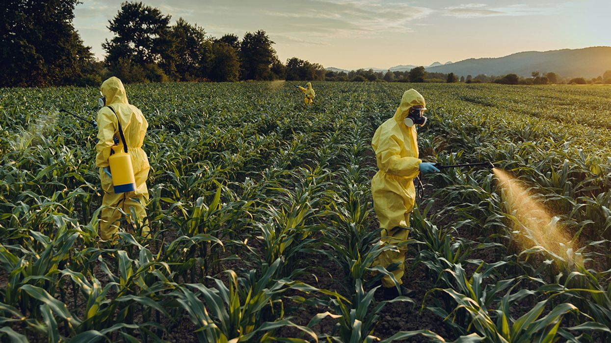U.S. Annually Uses 388 Million Pounds of Potentially Fatal Pesticides Banned in the EU, China and Brazil