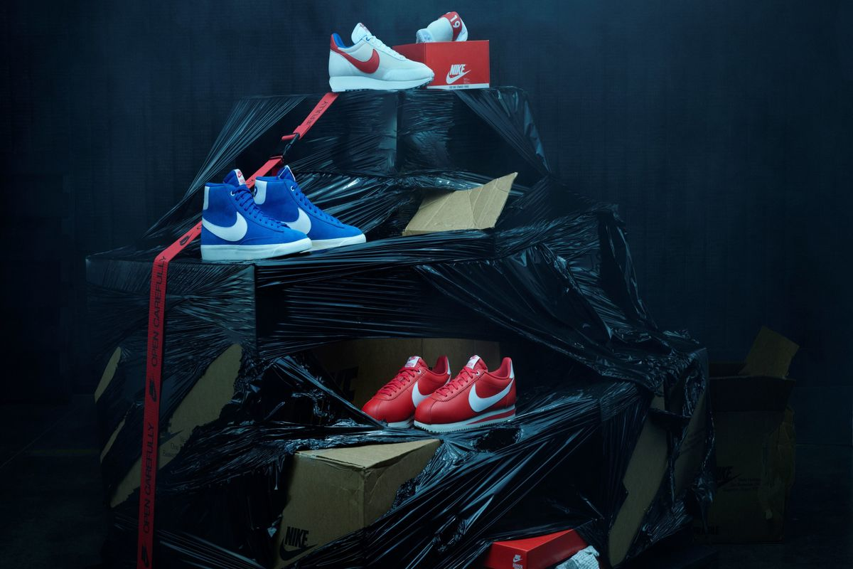 Nike Announces 'Stranger Things' Sneakers
