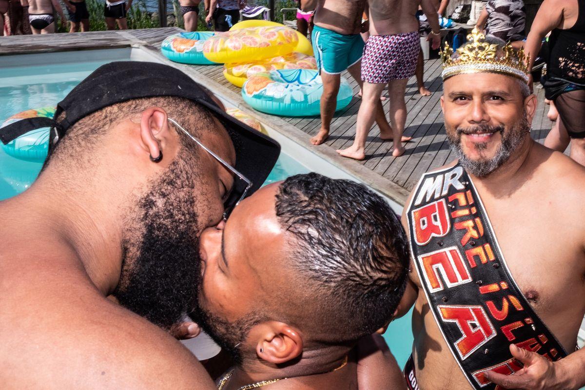 15 Photos From the Annual Mr. Fire Island Bear Contest