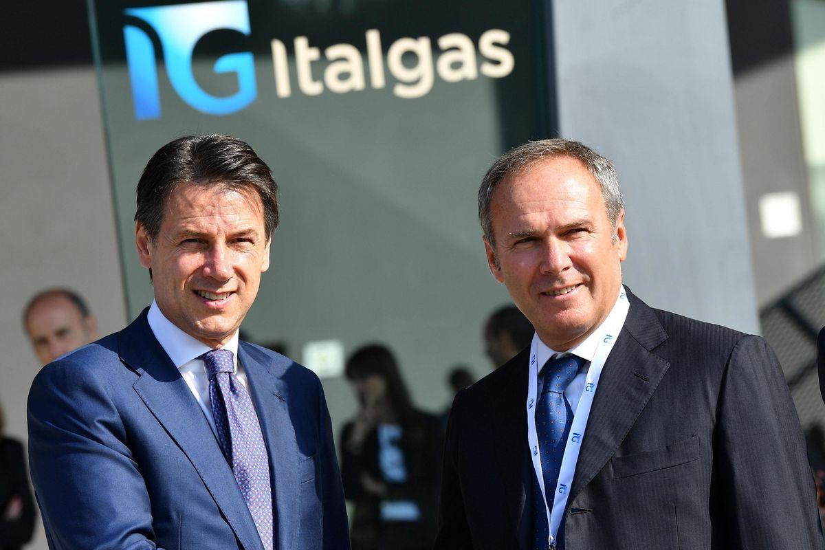 Italgas, nel nuovo piano 4,5 miliardi