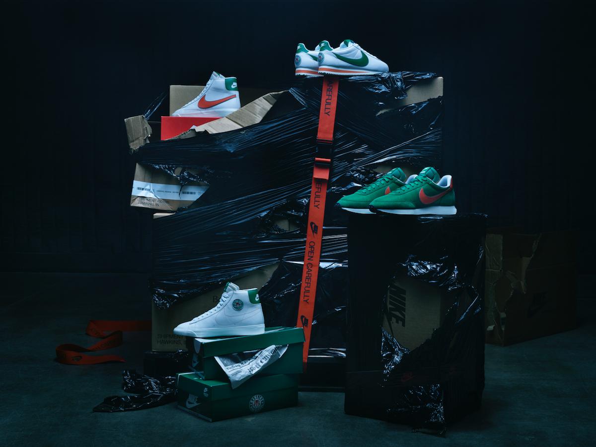 'Stranger Things' And Nike Are Bringing Us The Nostalgic '80s Shoes We Deserve
