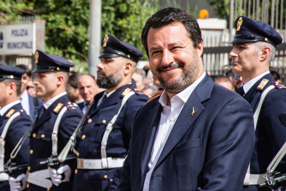 Sanatoria di Salvini per le cassette di sicurezza: il 15% sui soldi in nero