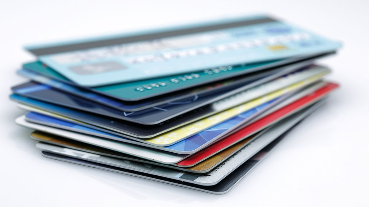 You May Be Swallowing a Credit Card's Weight in Plastic Weekly, Says New Study