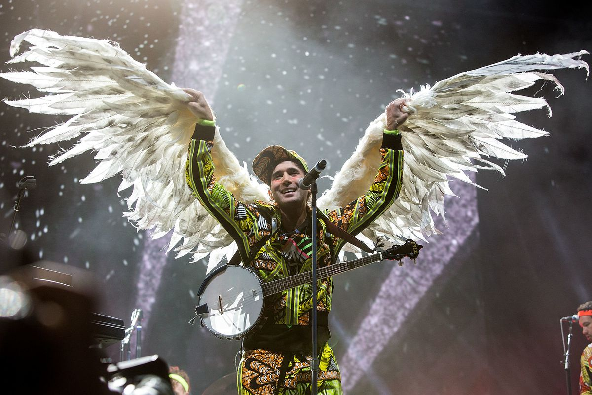 Sufjan Stevens Quotes RuPaul, Jesus in Loving Day Essay
