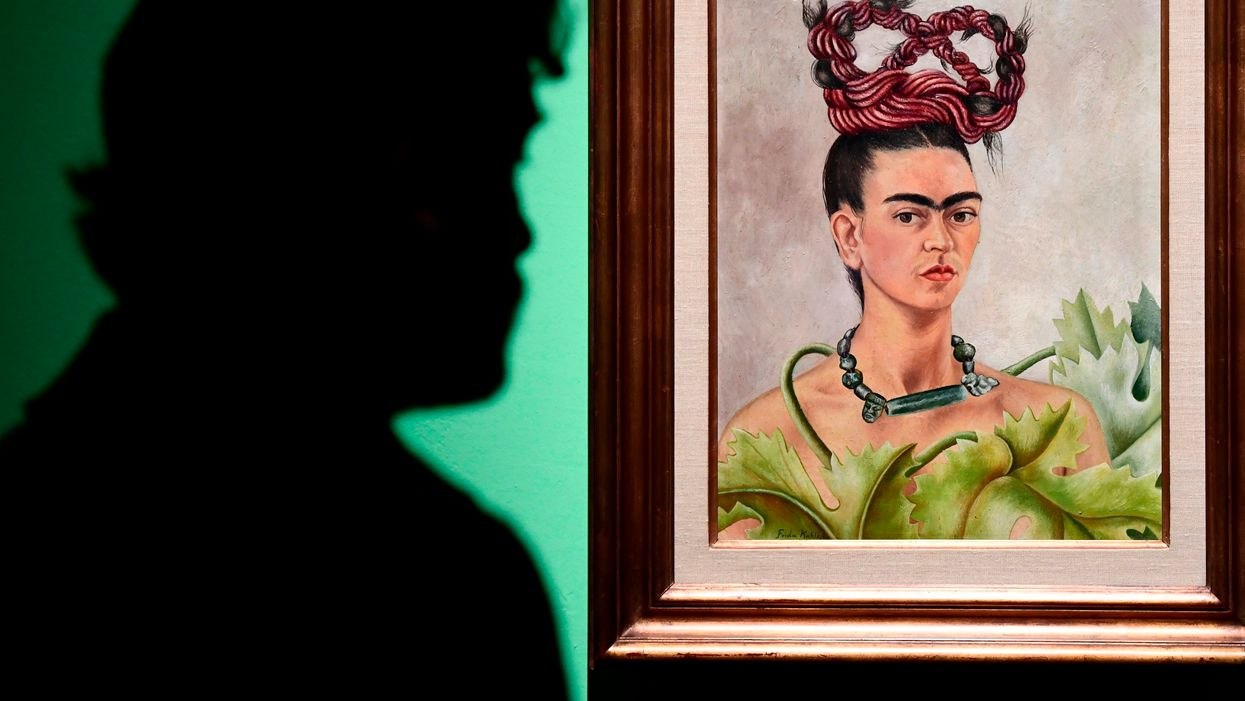 Listen to (what's likely) Frida Kahlo's voice