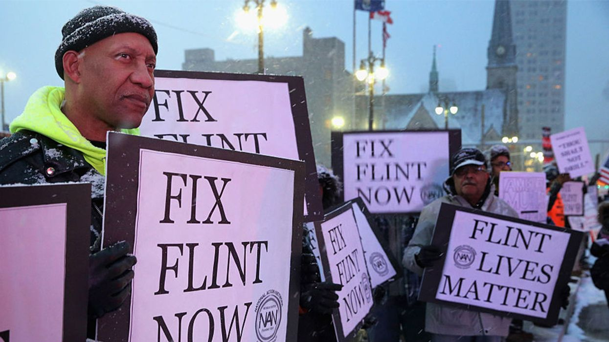 Michigan Prosecutors Drop Criminal Charges Against Officials Involved in Flint Water Crisis